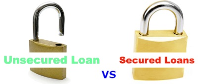 Secured vs. Unsecured Loans